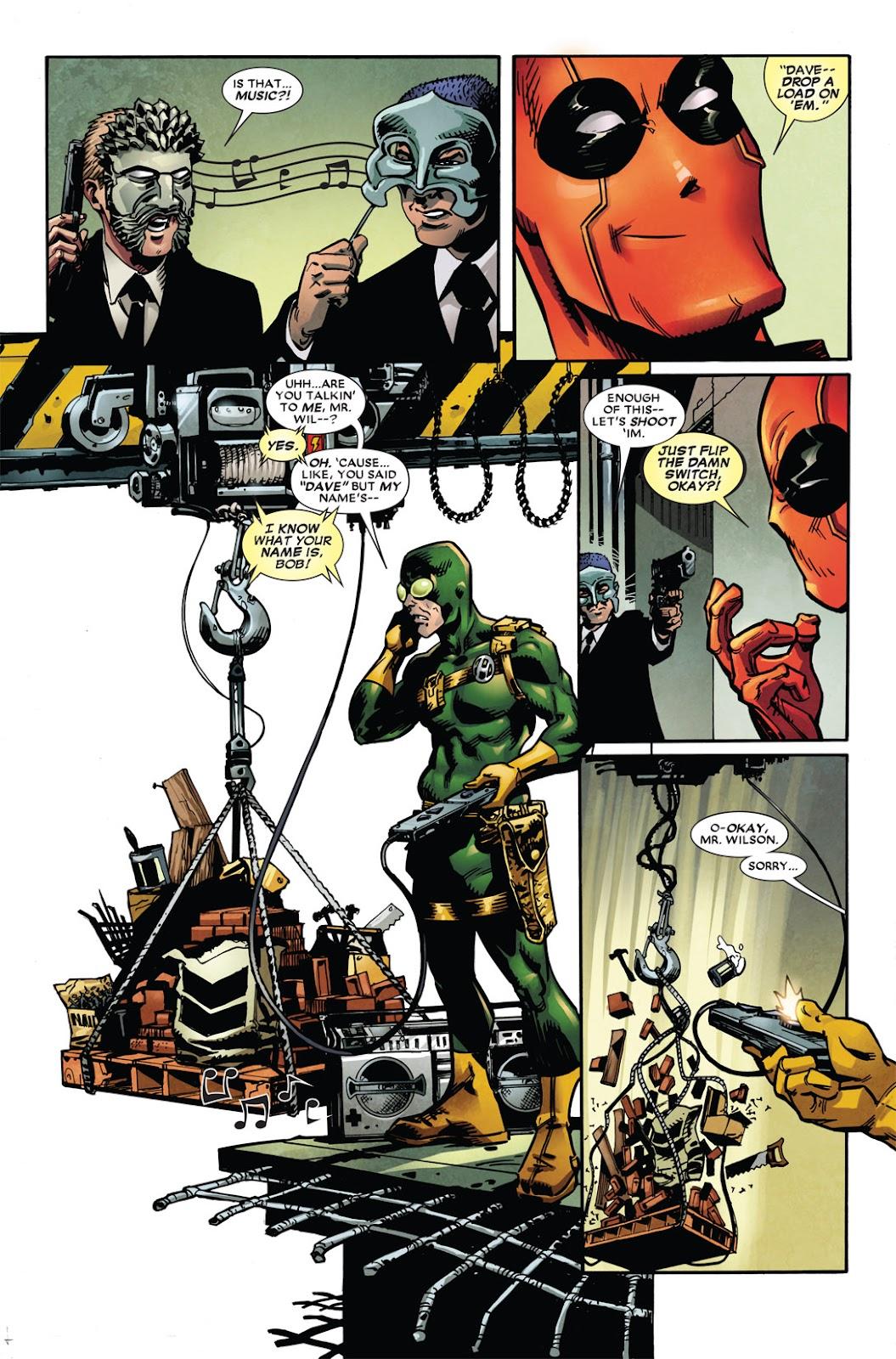 Read online Deadpool (2008) comic -  Issue #49.1 - 5
