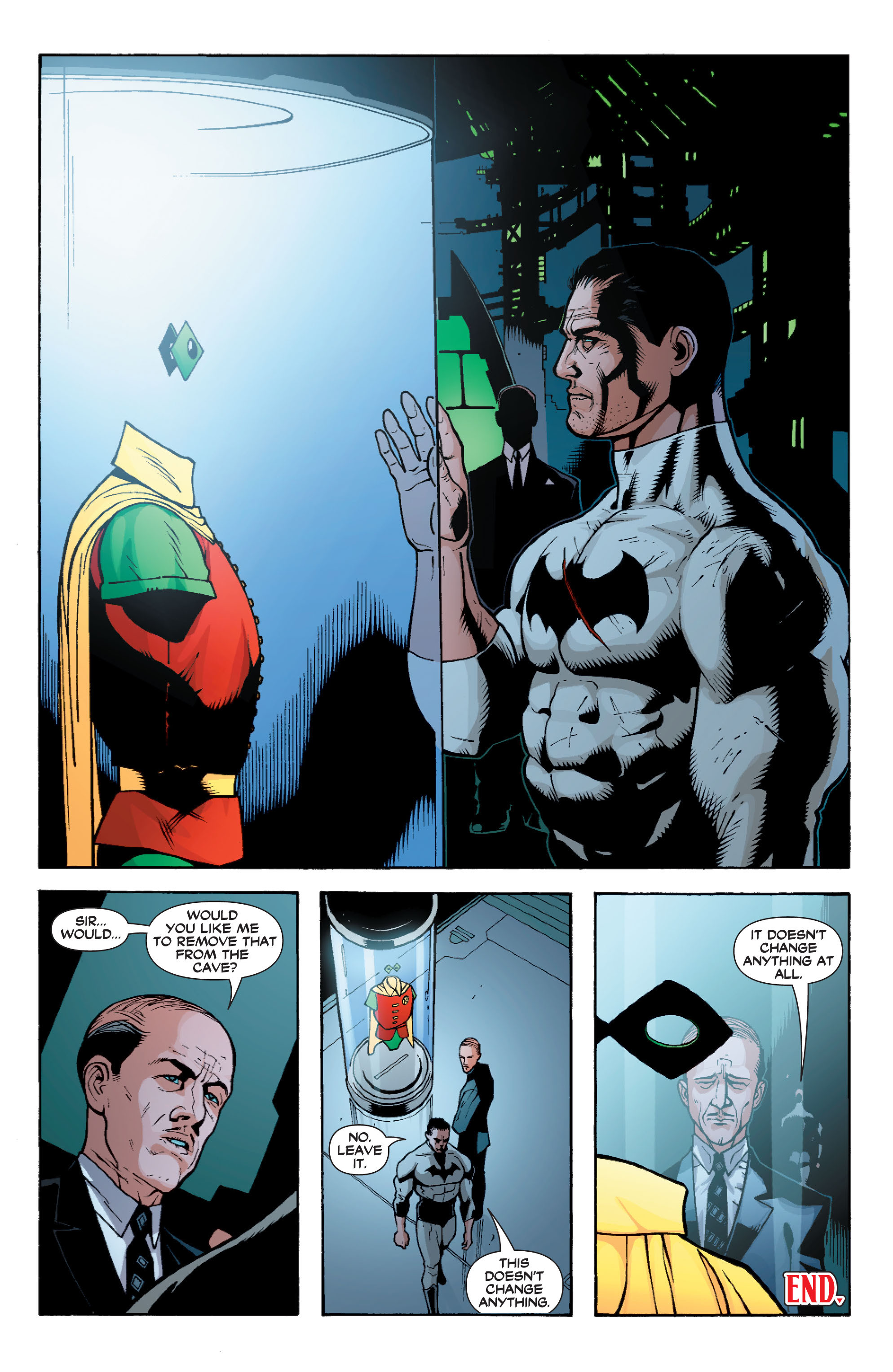 Read online Batman: Under The Red Hood comic -  Issue # Full - 173