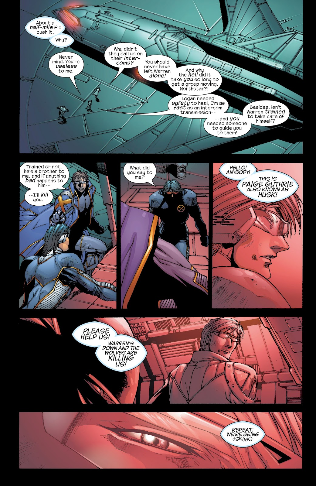 Read online X-Men: Unstoppable comic -  Issue # TPB (Part 3) - 61