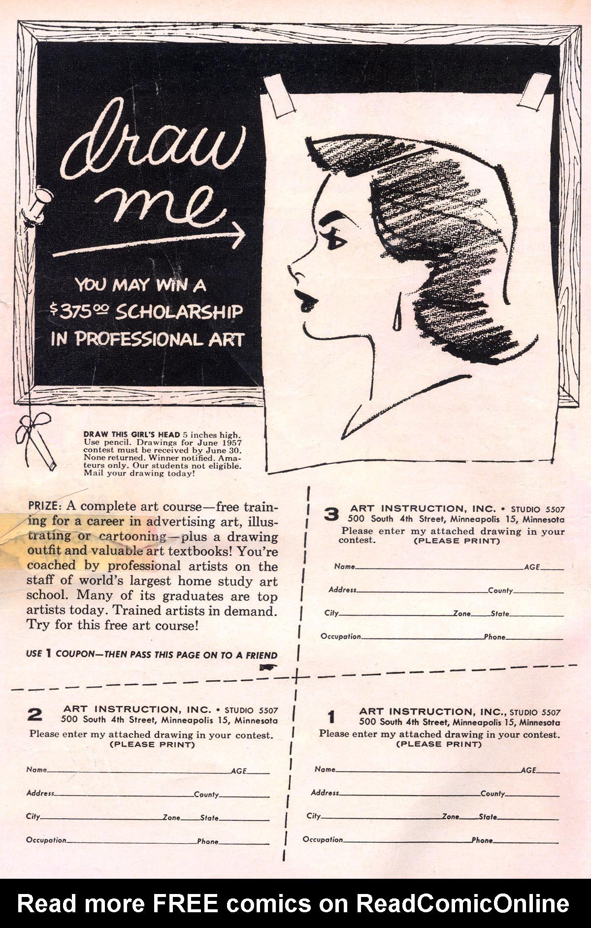 Read online Adventure Comics (1938) comic -  Issue #238 - 2