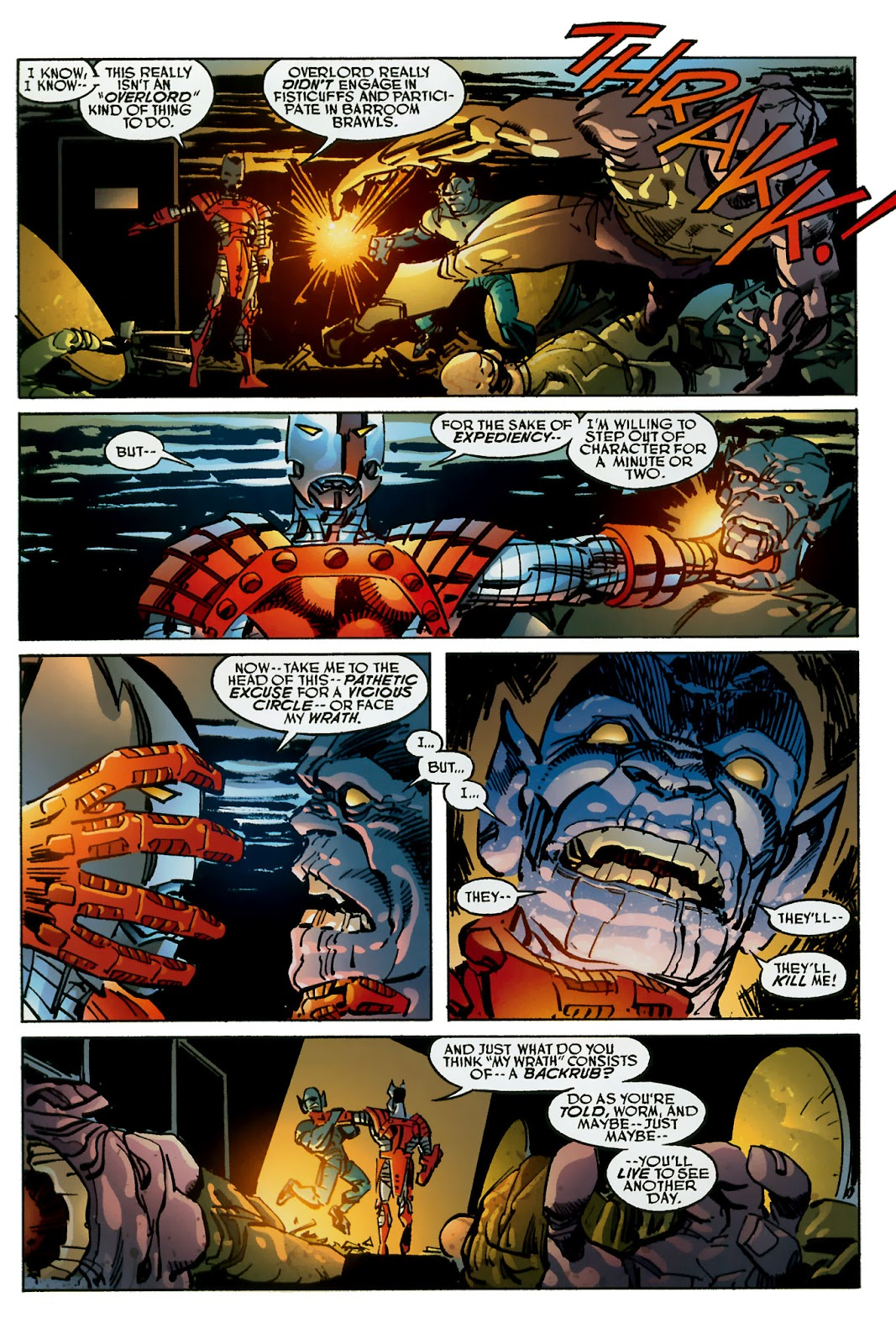 The Savage Dragon (1993) Issue #150 #153 - English 21
