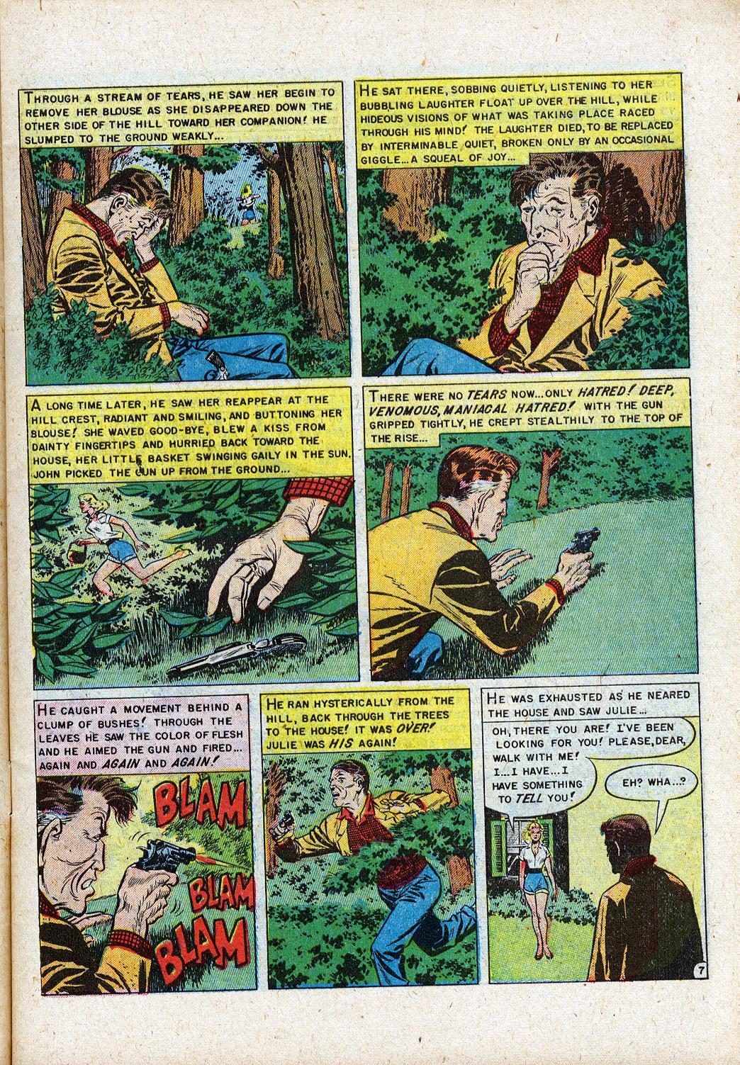 Read online Shock SuspenStories comic -  Issue #11 - 9