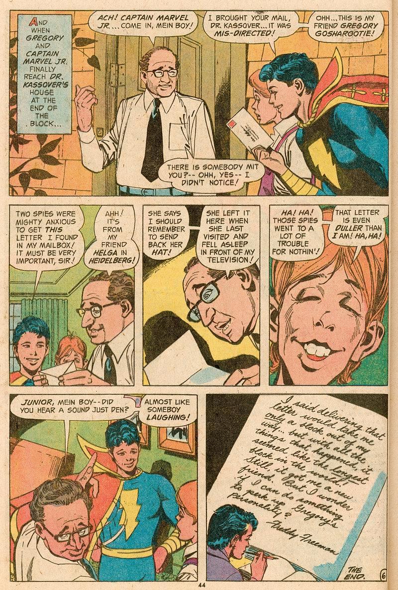 Read online Shazam! (1973) comic -  Issue #12 - 37