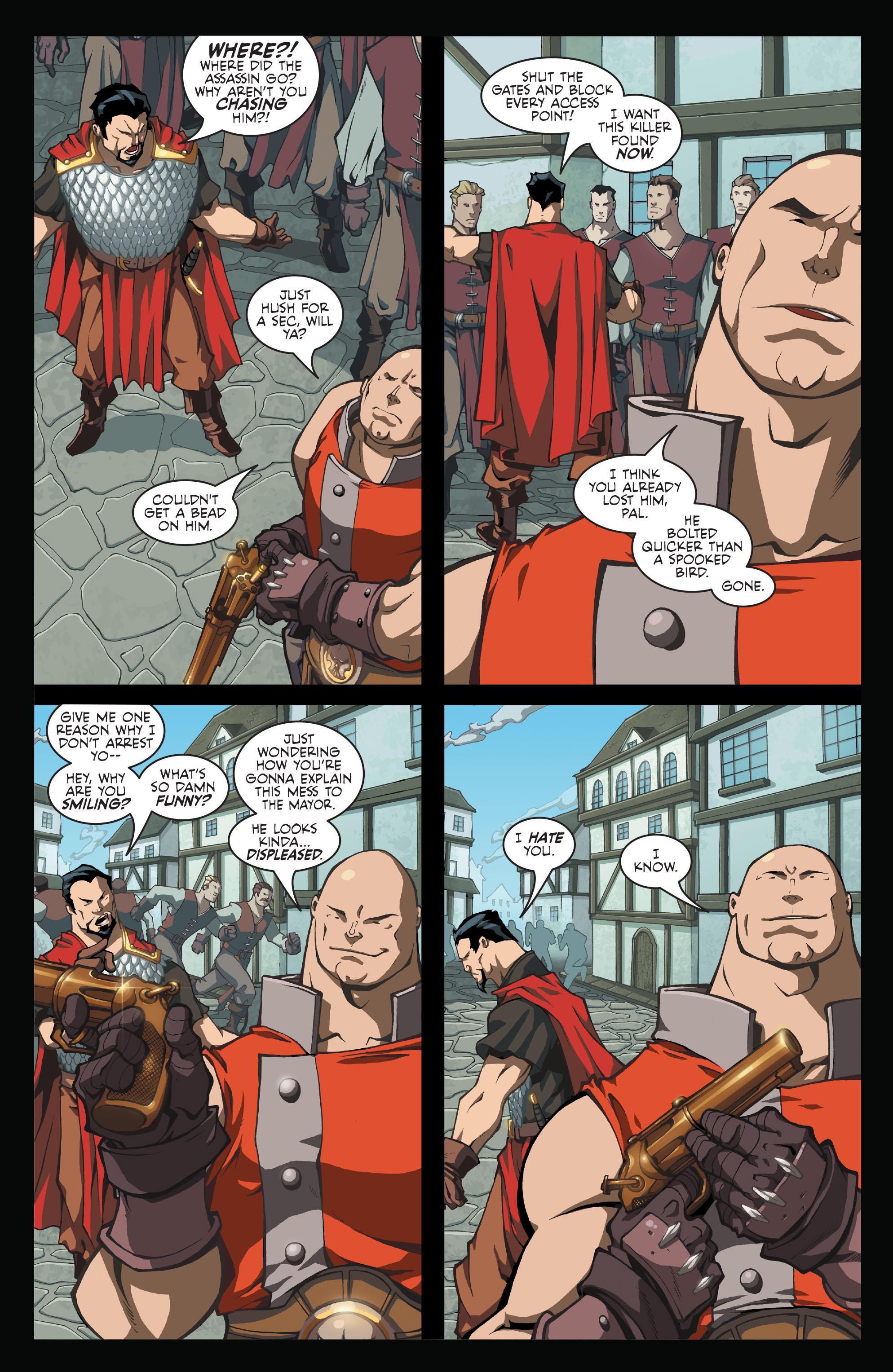 Read online Skullkickers comic -  Issue #1 - 19