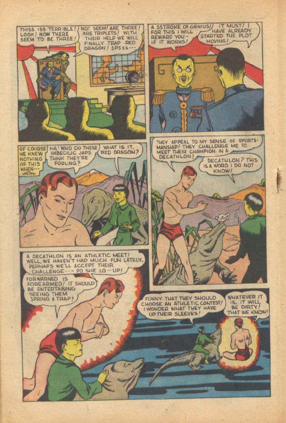 Read online Super-Magician Comics comic -  Issue #37 - 25