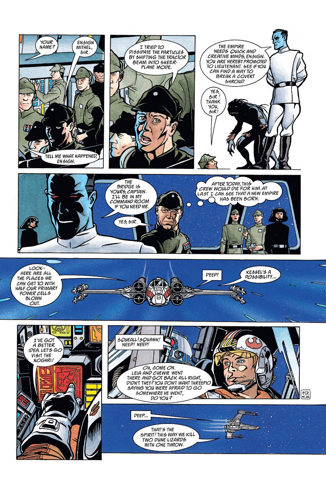 Read online Star Wars Legends: The New Republic - Epic Collection comic -  Issue # TPB 4 (Part 4) - 17