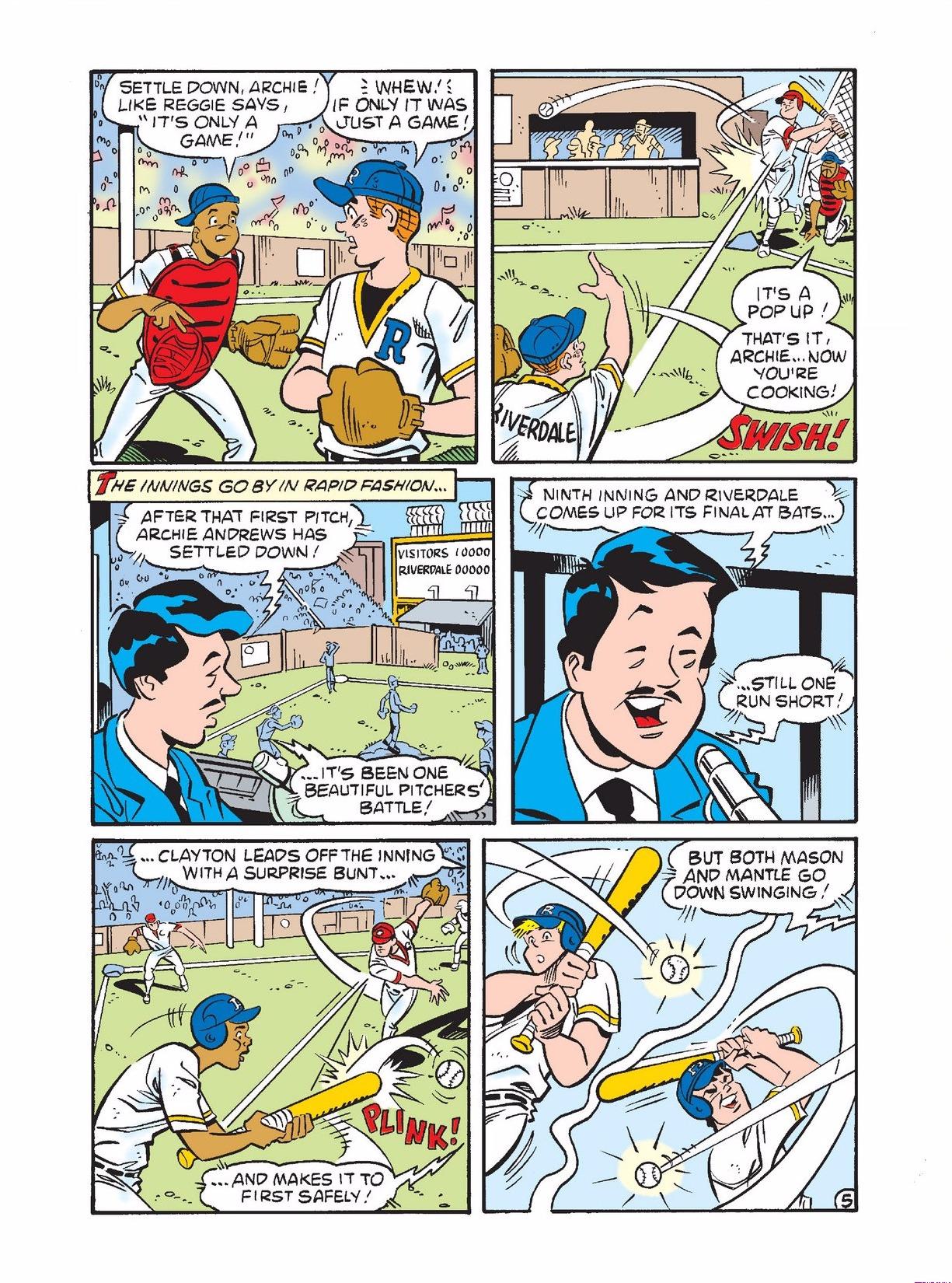 Read online Archie 1000 Page Comics Bonanza comic -  Issue #3 (Part 1) - 166