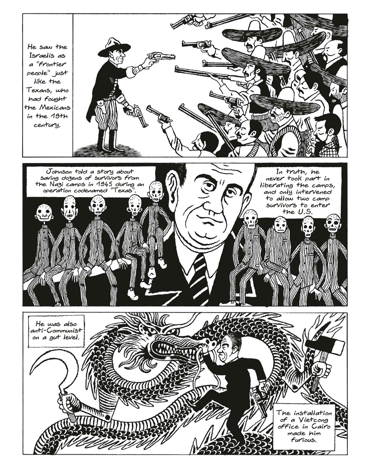 Best of Enemies: A History of US and Middle East Relations issue TPB_2 - Page 22