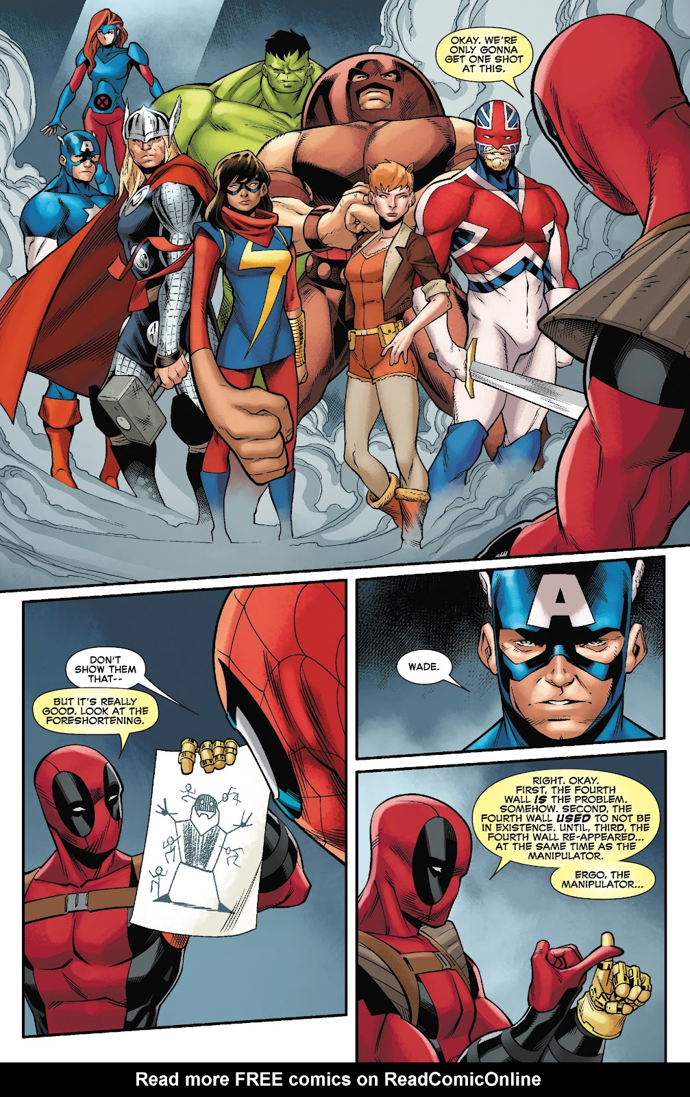 Read online Spider-Man/Deadpool comic -  Issue #49 - 14