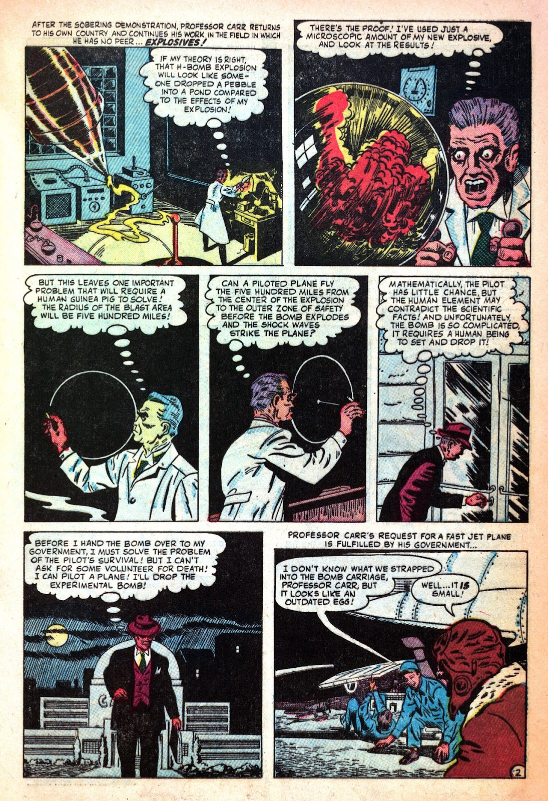 Mystic (1951) issue 32 - Page 17
