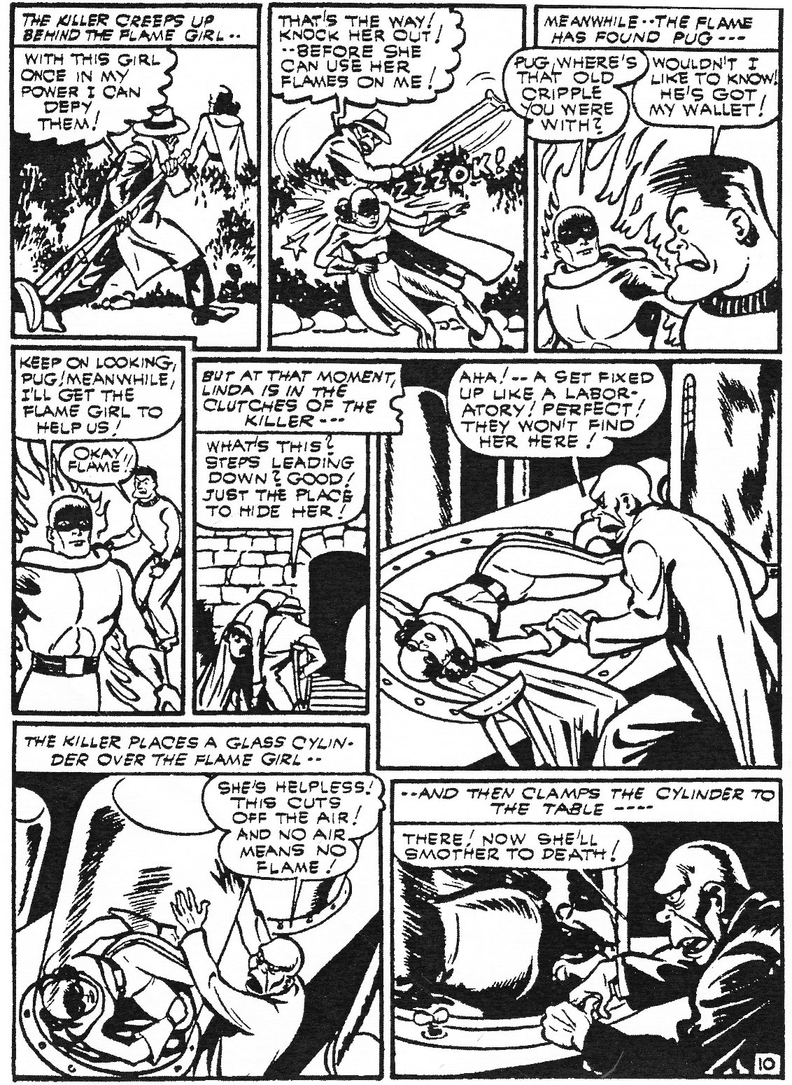 Read online Men of Mystery Comics comic -  Issue #74 - 32