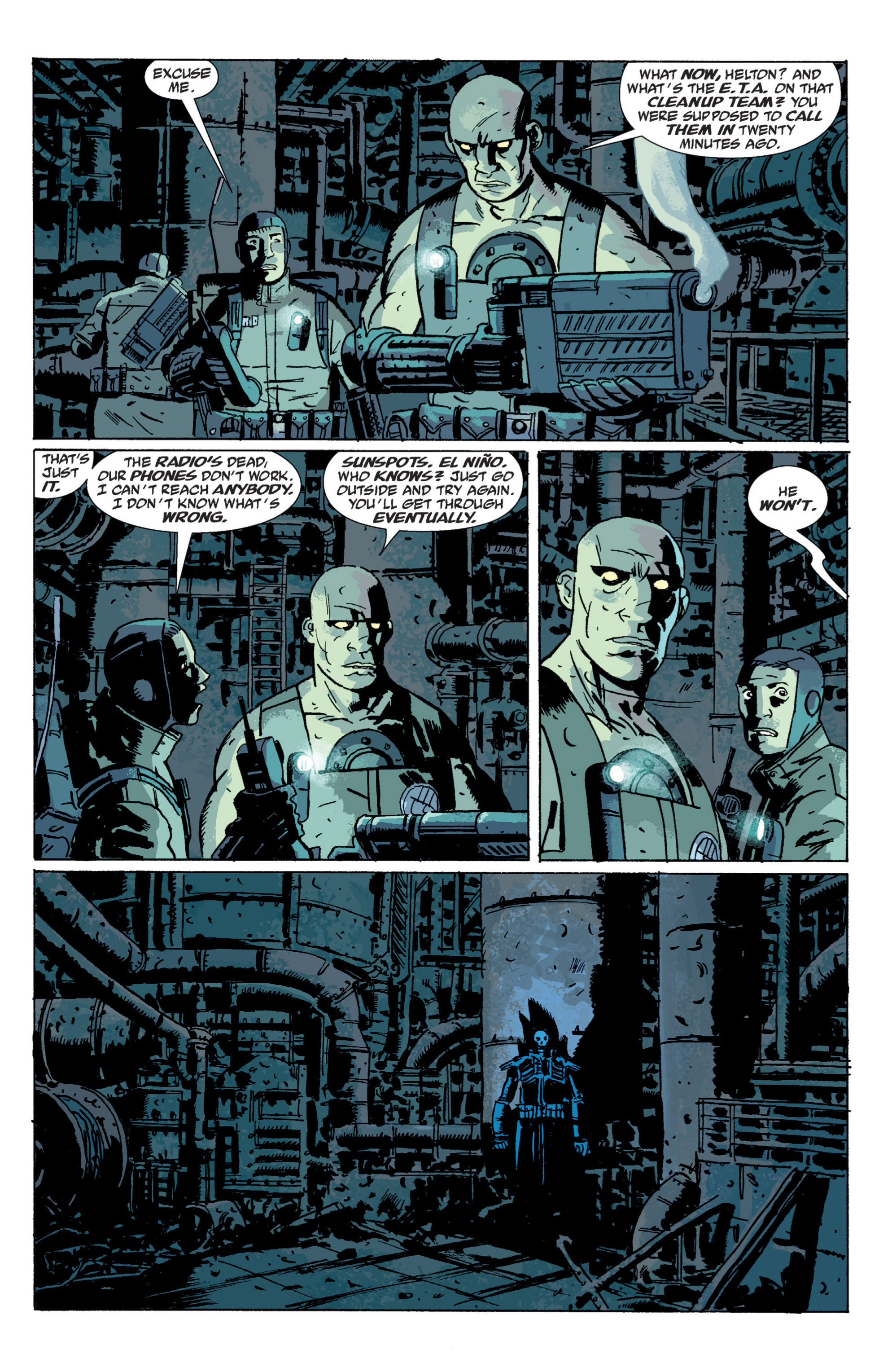 Read online B.P.R.D. (2003) comic -  Issue # TPB 5 - 80
