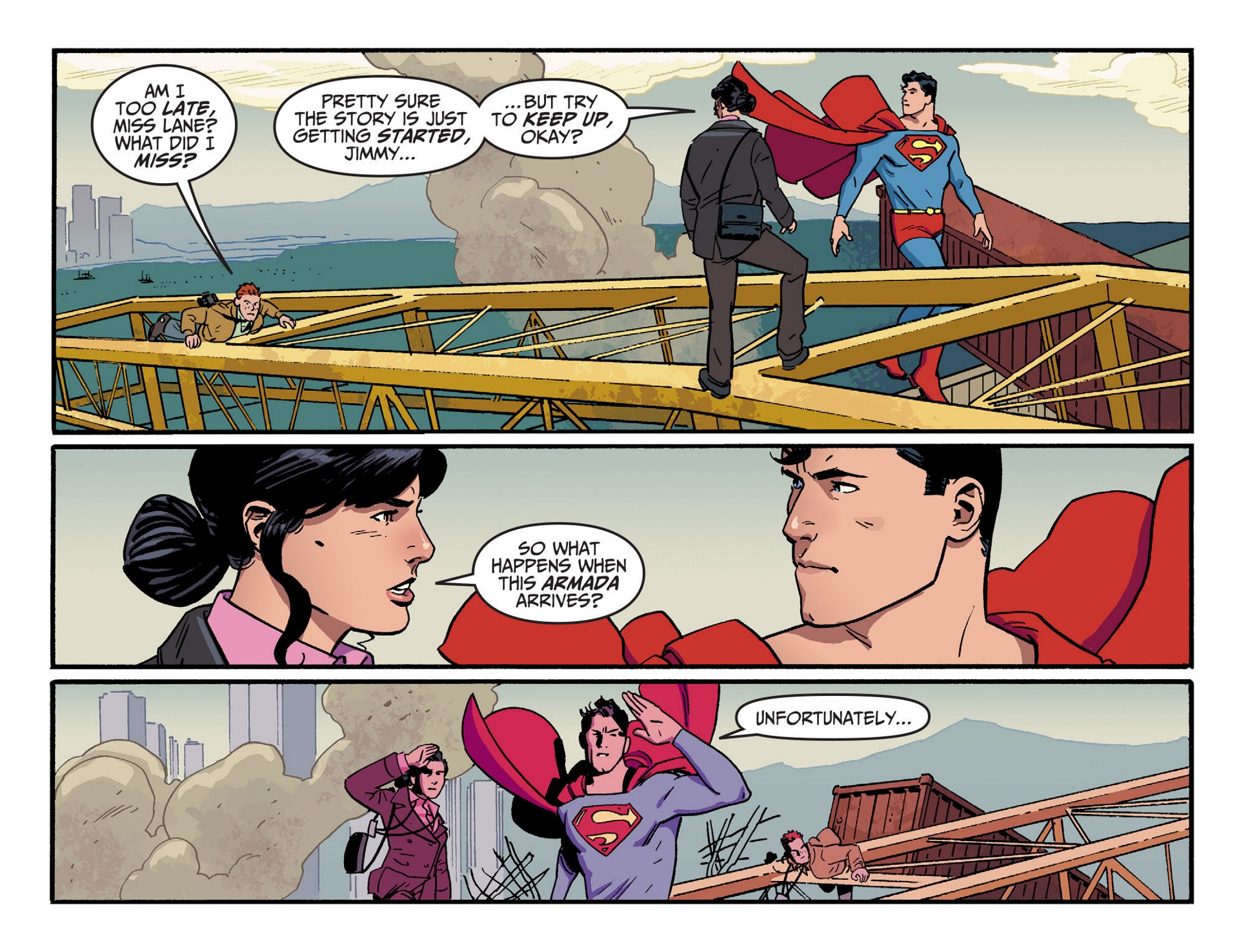Read online Adventures of Superman [I] comic -  Issue #44 - 21