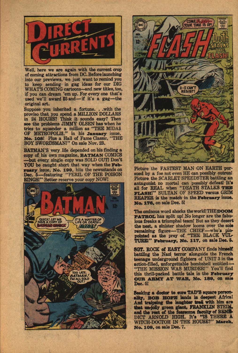 Read online Adventure Comics (1938) comic -  Issue #364 - 34