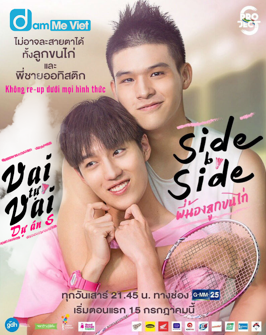[Phim BL] Vai Tựa Vai - Project S The Series Side By Side [Tập 2][1080p HD][Vietsub] (2017)