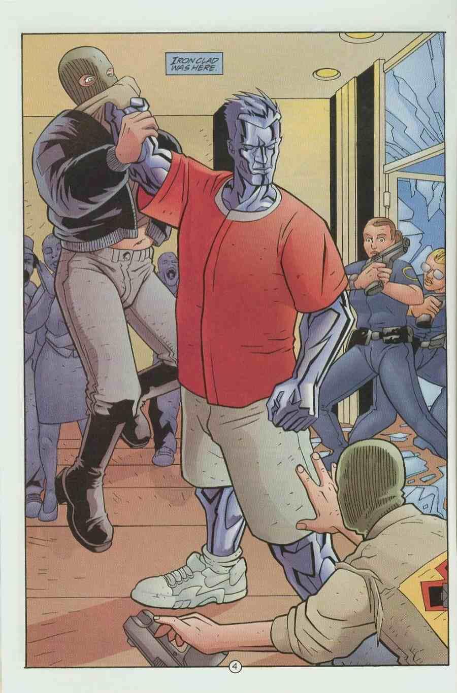 Read online Ultraverse Premiere comic -  Issue #6 - 6