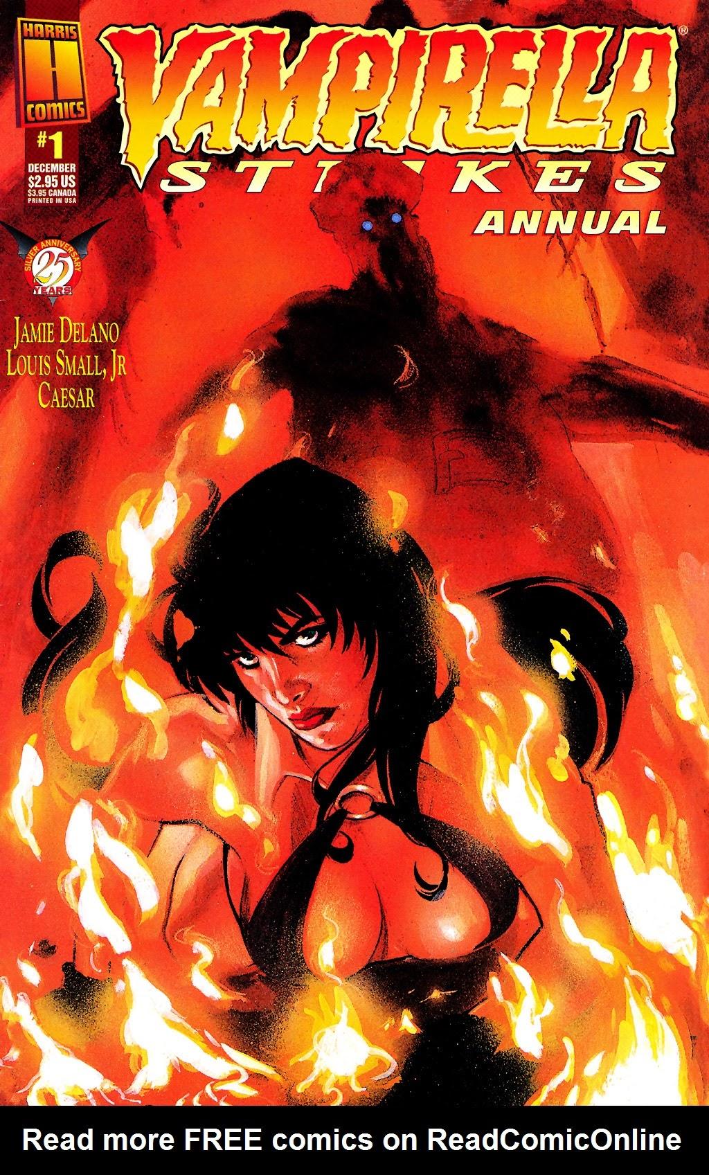 Vampirella Strikes (1995) Annual_1 Page 1