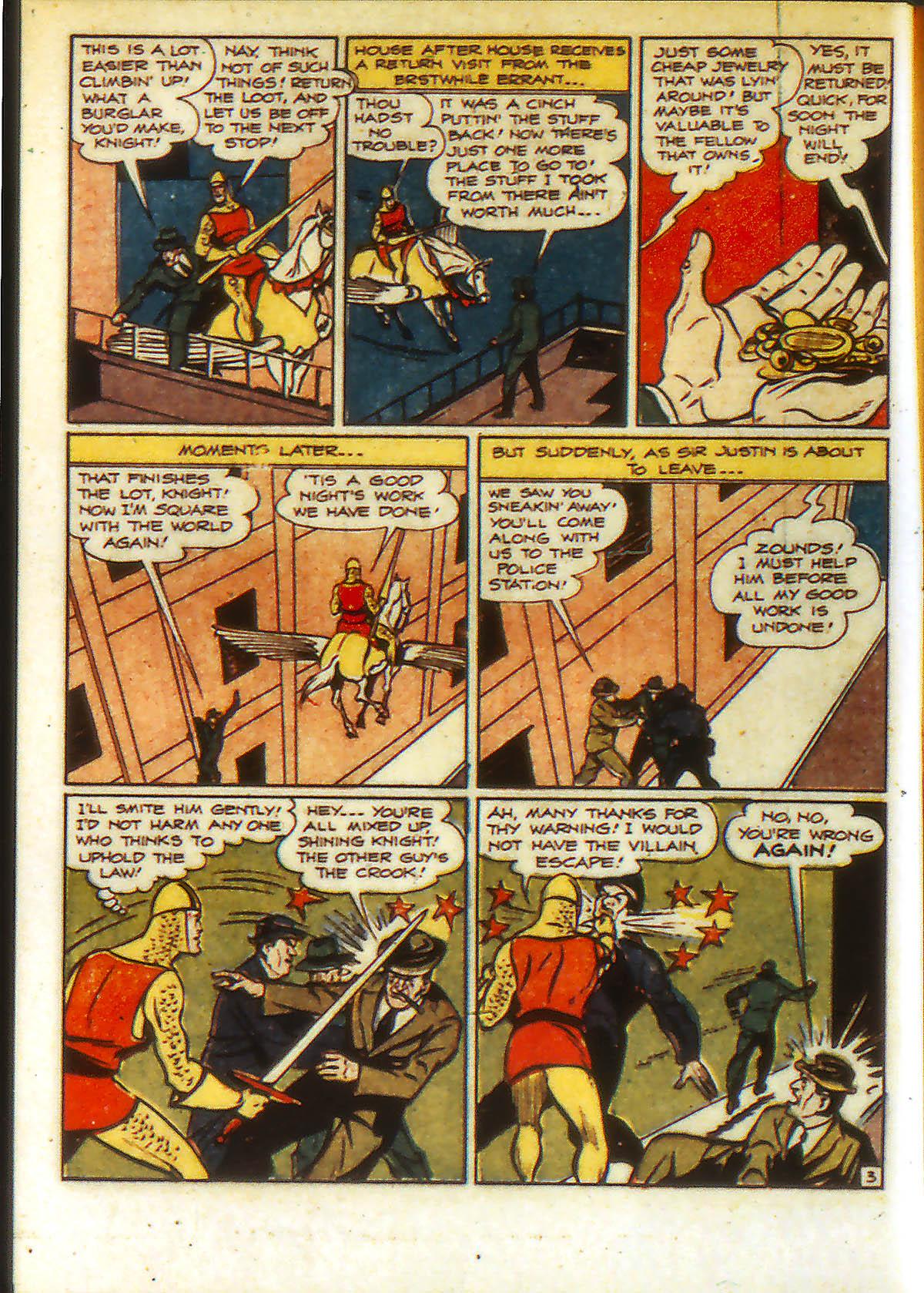 Read online Adventure Comics (1938) comic -  Issue #90 - 22