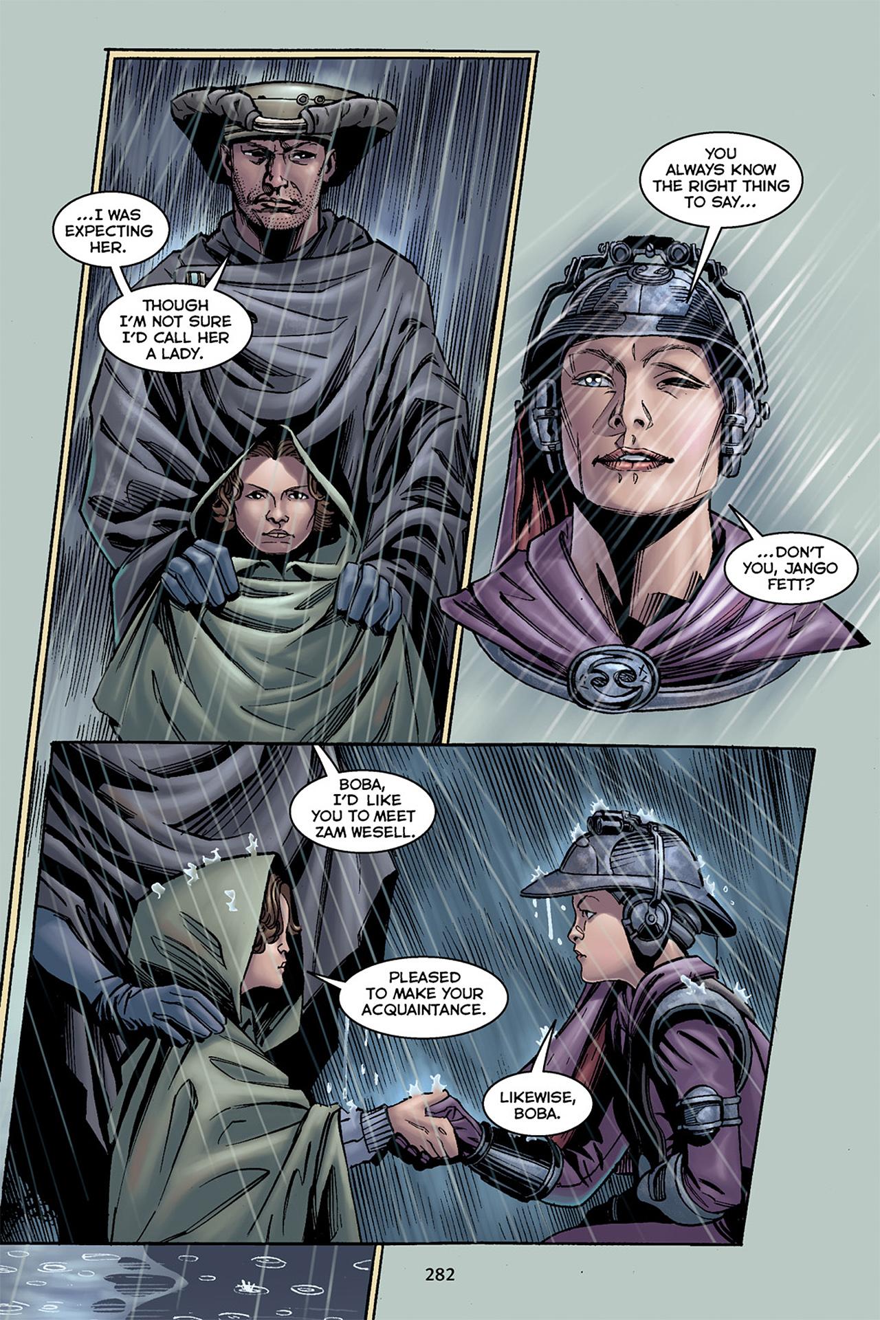 Read online Star Wars Omnibus comic -  Issue # Vol. 10 - 278
