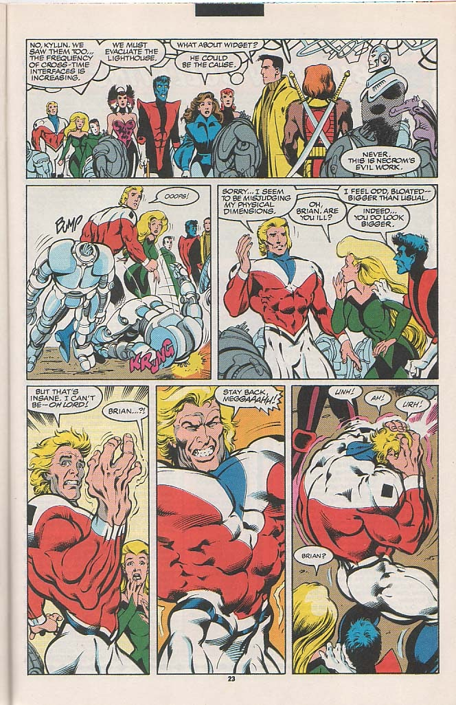 Excalibur (1988) issue 49 - Page 19