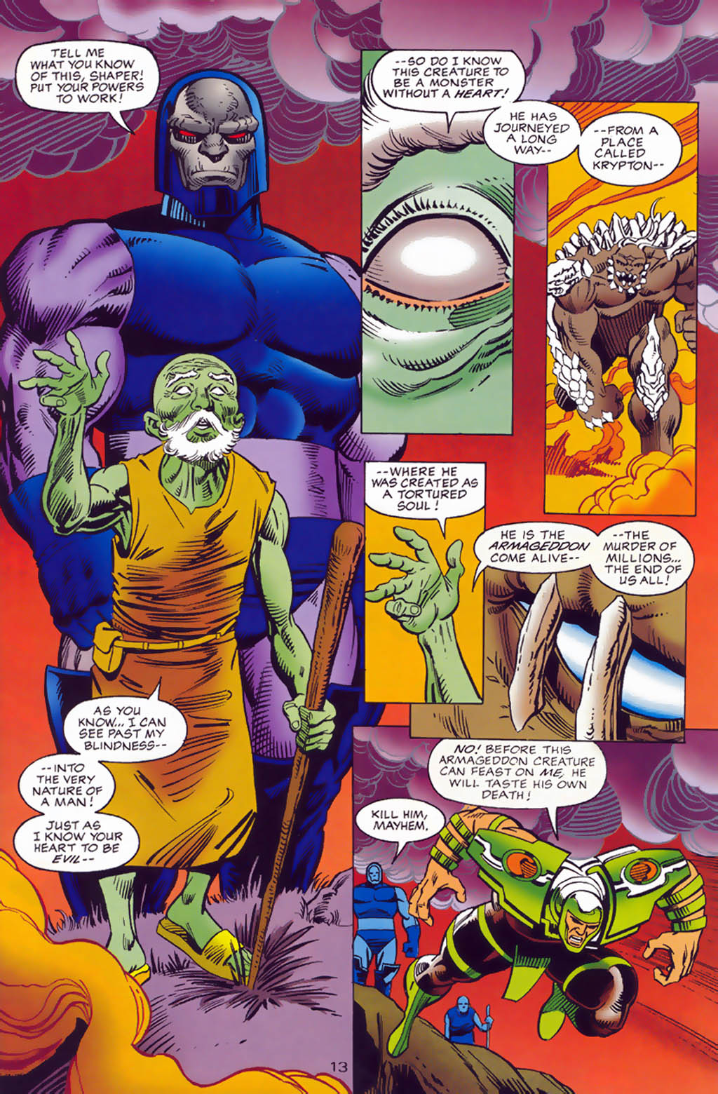 Read online Doomsday Annual comic -  Issue # Full - 14