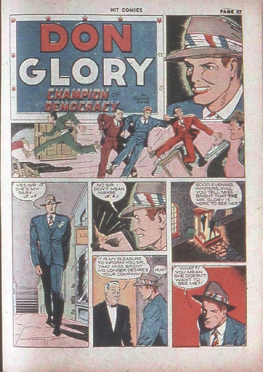 Read online Hit Comics comic -  Issue #8 - 59