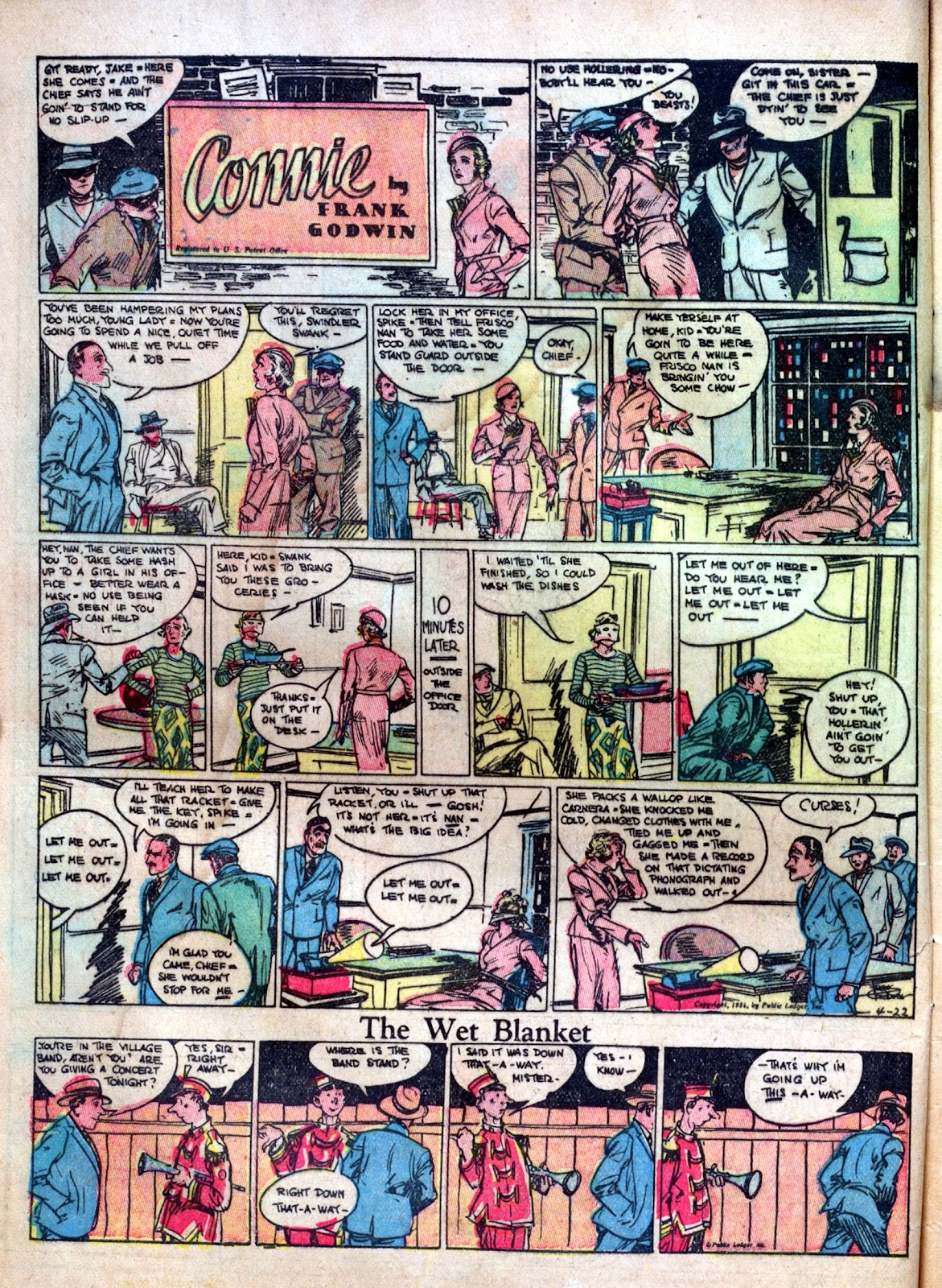 Read online Famous Funnies comic -  Issue #1 - 14