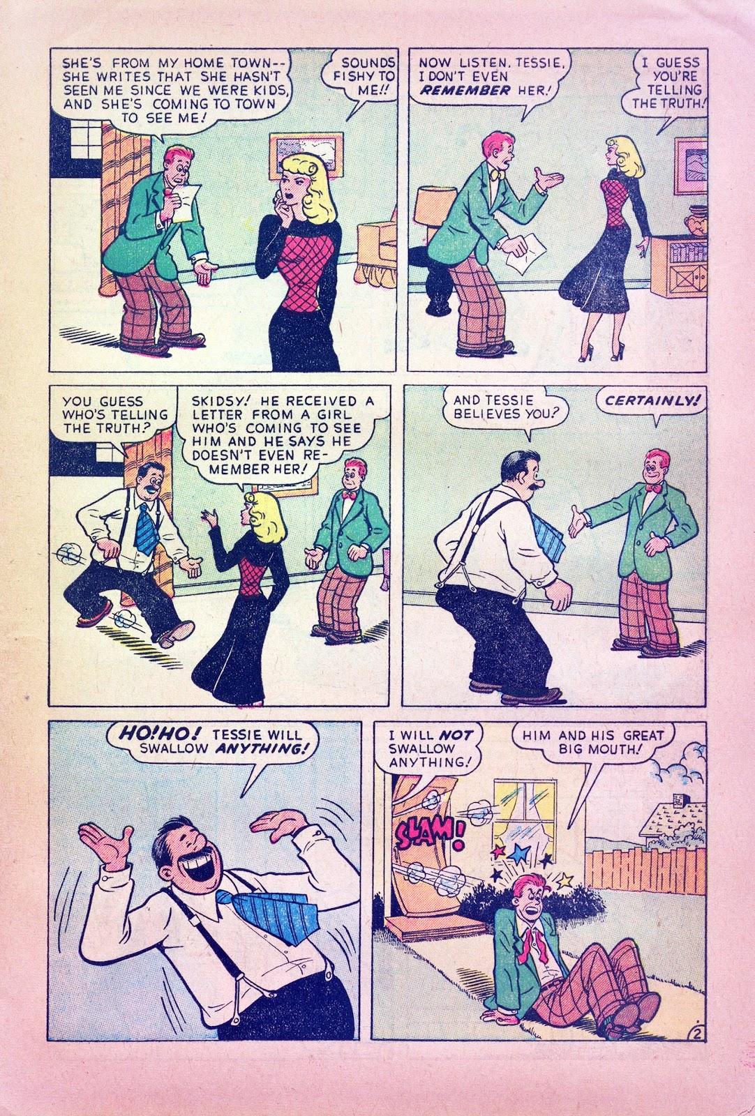 Read online Joker Comics comic -  Issue #41 - 11