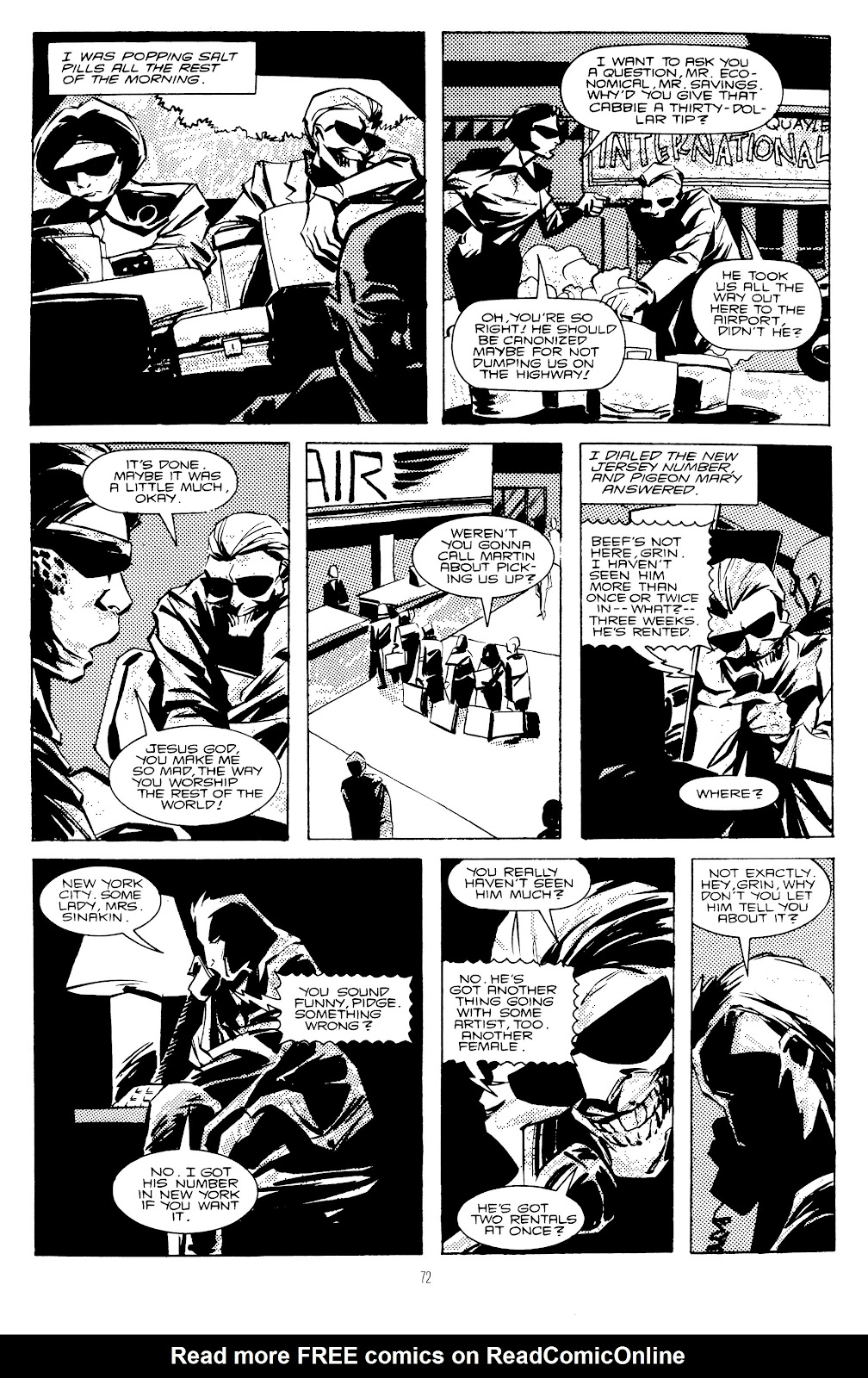 Read online Freaks' Amour comic -  Issue # TPB (Part 1) - 73