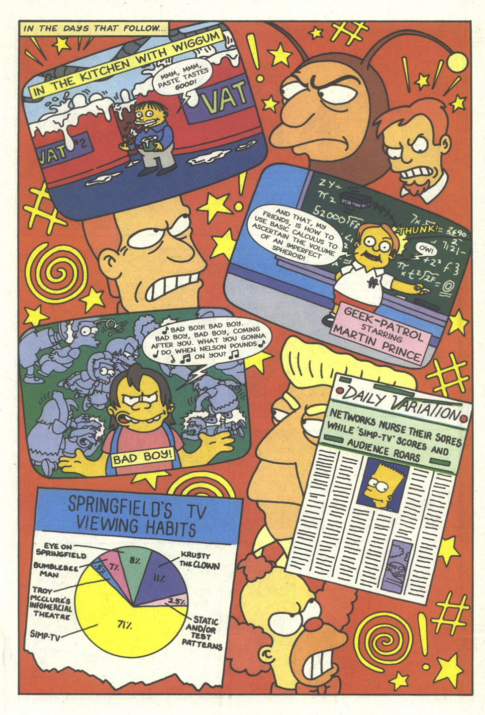 Read online Simpsons Comics comic -  Issue #17 - 10