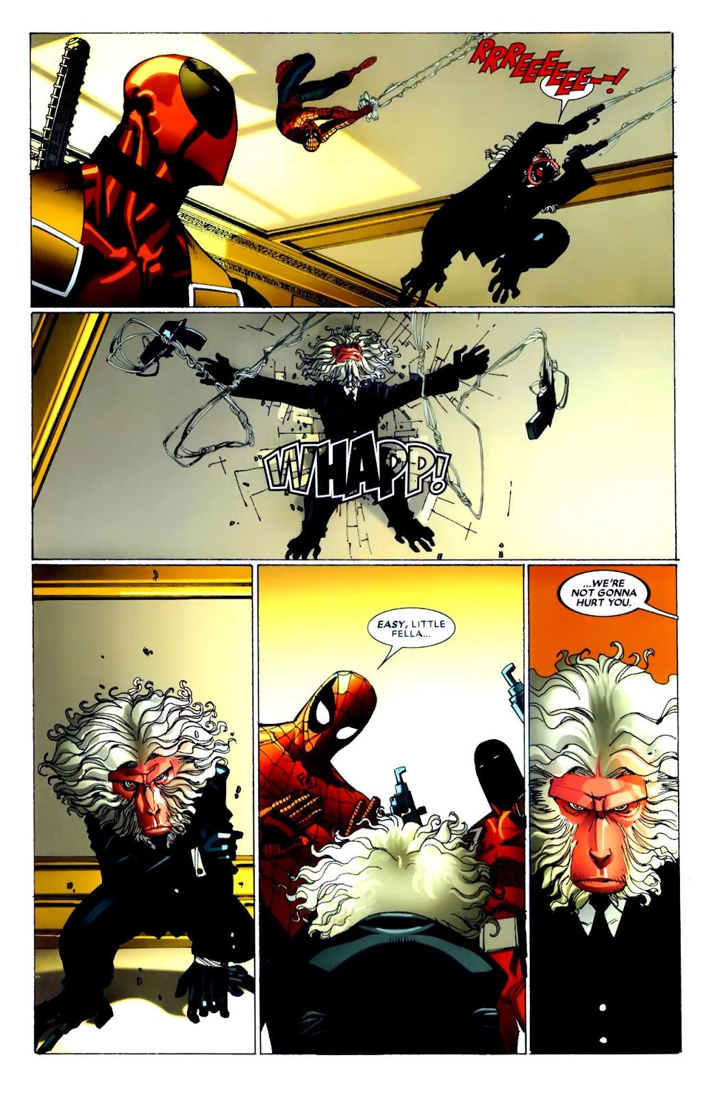 Read online Deadpool (2008) comic -  Issue #21 - 18