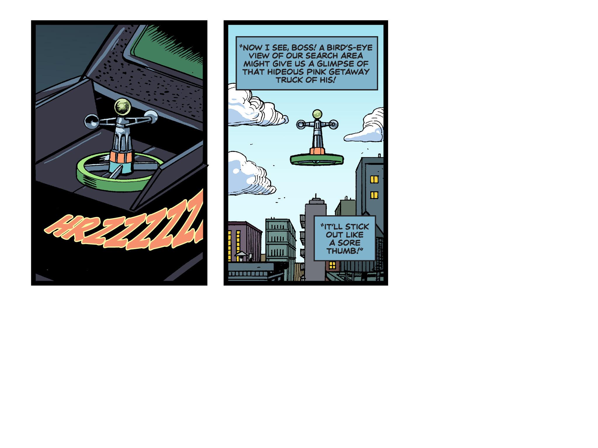 Read online Batman '66 Meets the Green Hornet [II] comic -  Issue #4 - 83
