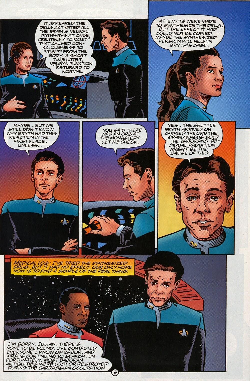 Read online Star Trek: Deep Space Nine (1993) comic -  Issue # _Special 1 - 28