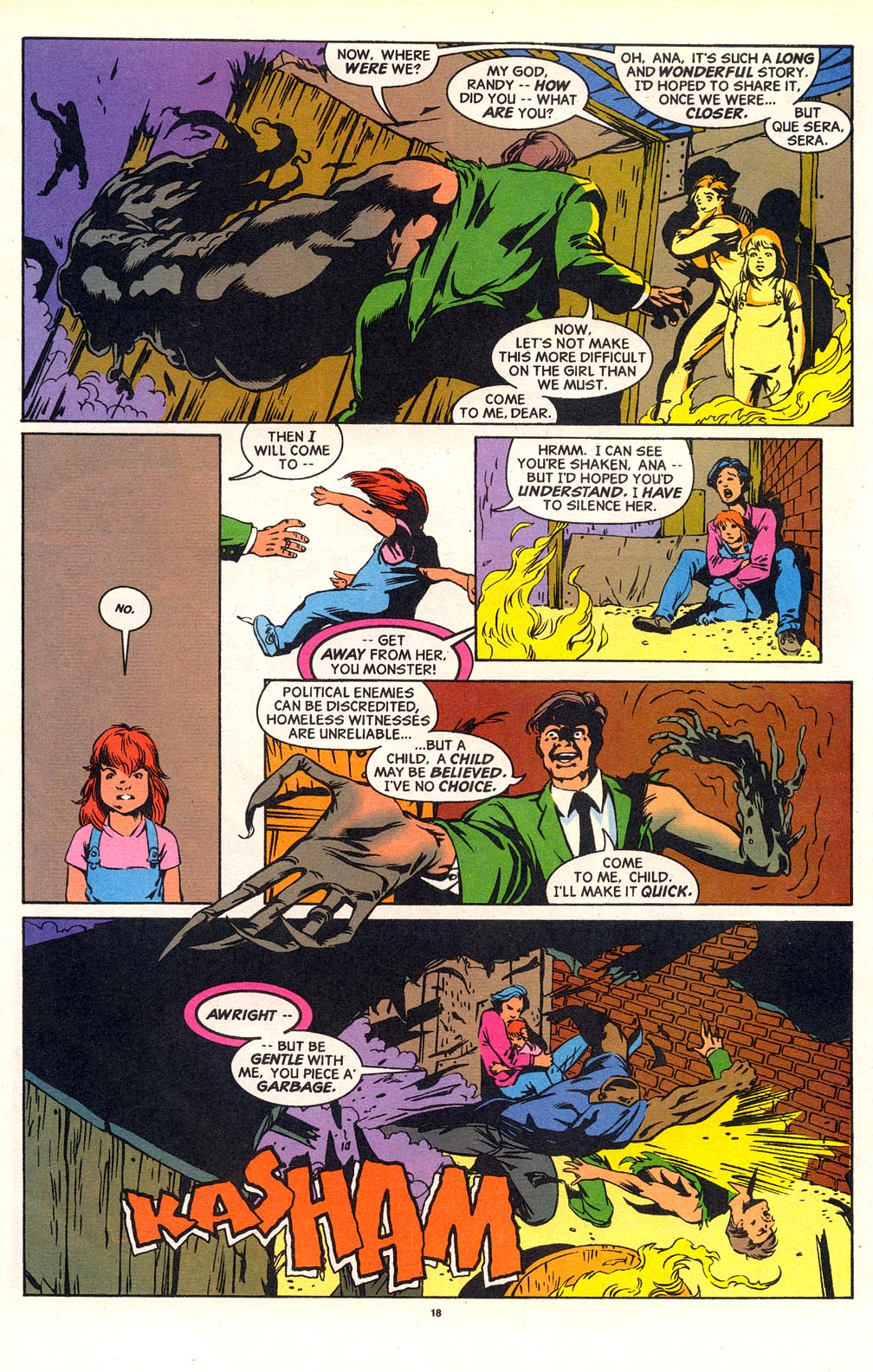 Cage (1992) issue 18 - Page 15