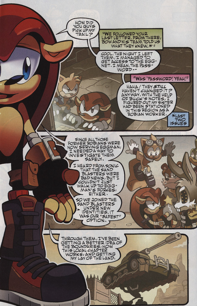 Read online Sonic Universe comic -  Issue #48 - 12