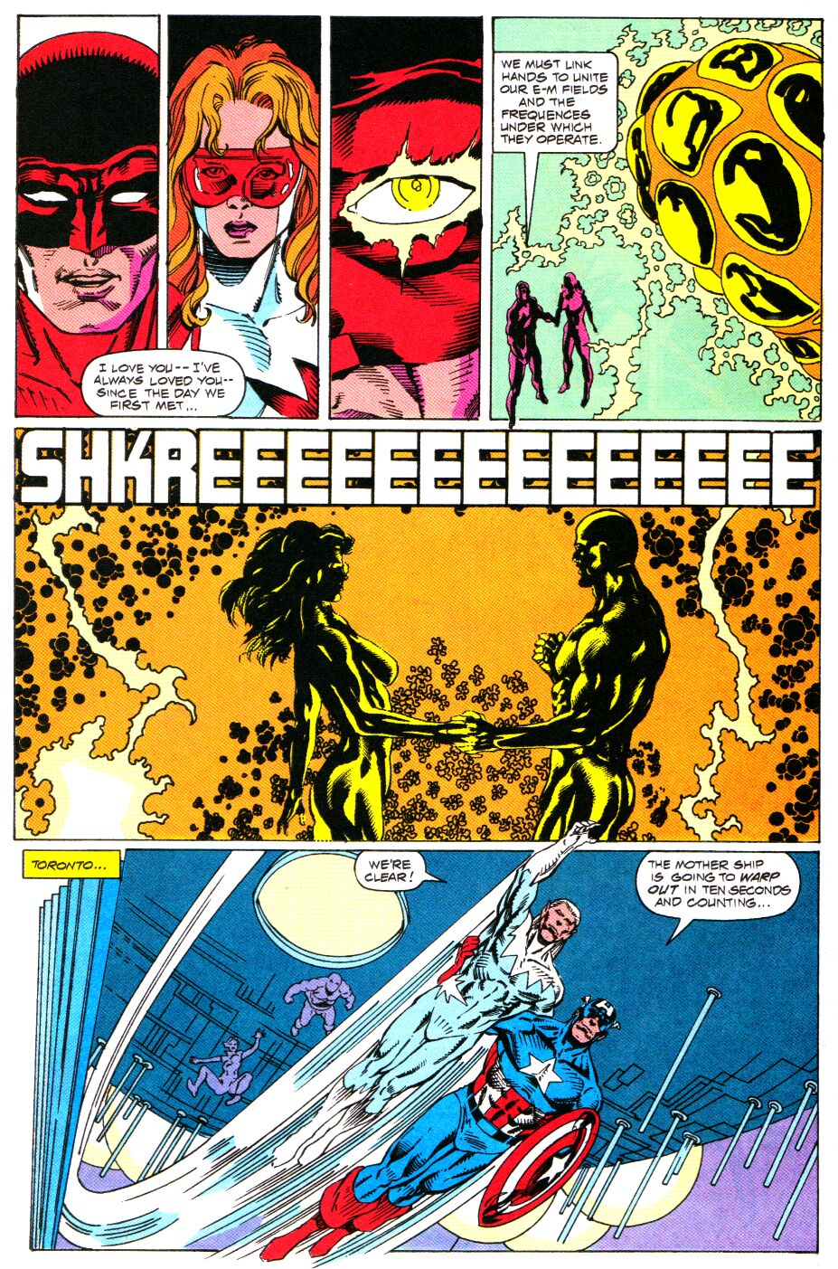 Read online Alpha Flight Special comic -  Issue #4 - 34