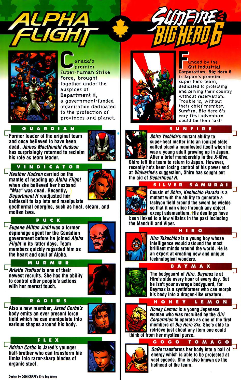 Read online Alpha Flight (1997) comic -  Issue #17 - 2