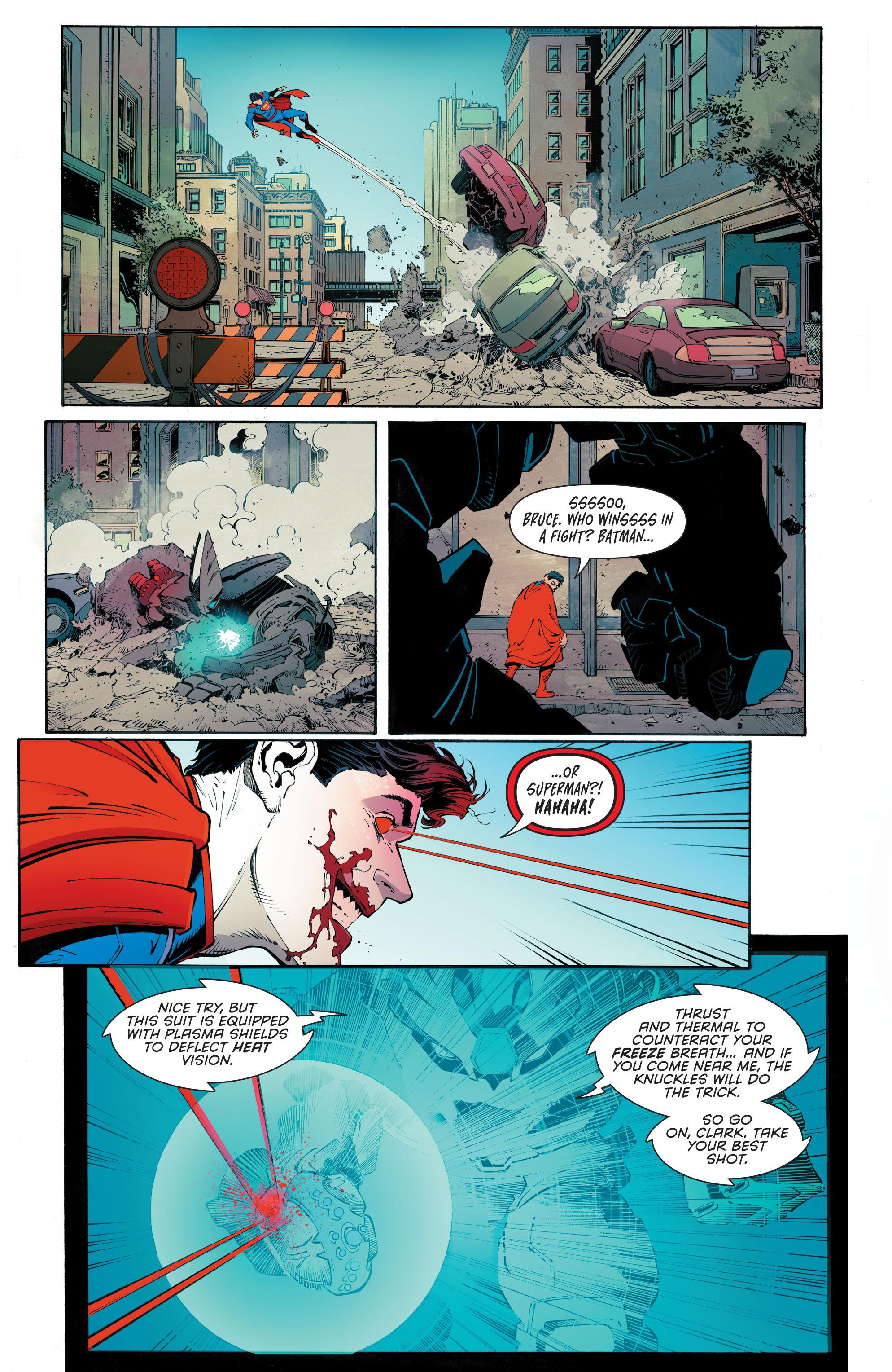 Read online Batman (2011) comic -  Issue # _TPB 7 - 35