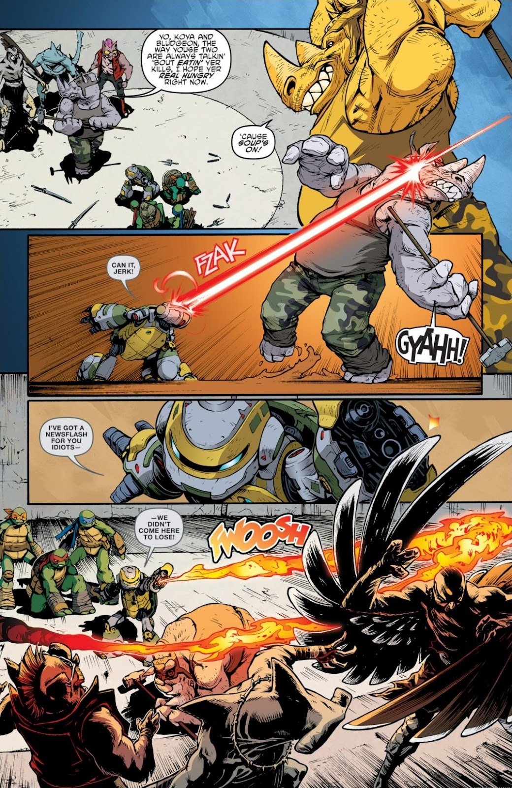 Read online Teenage Mutant Ninja Turtles: The IDW Collection comic -  Issue # TPB 6 (Part 3) - 39