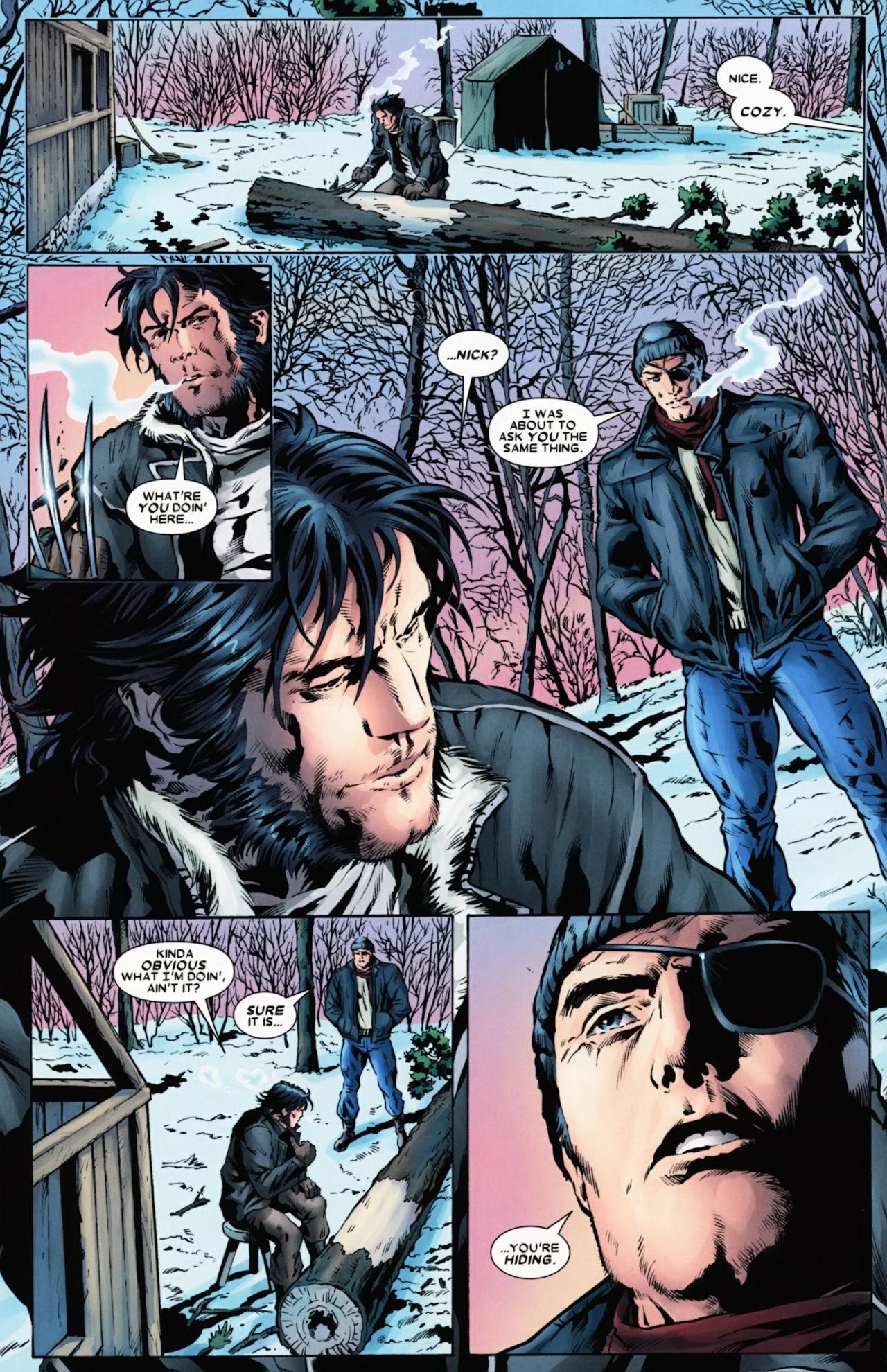Read online Wolverine: Origins comic -  Issue #49 - 8
