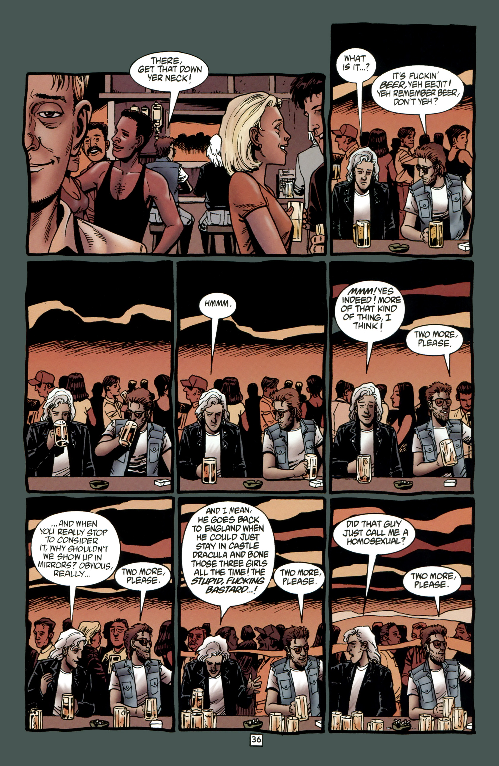 Read online Preacher Special: Cassidy : Blood and Whiskey comic -  Issue # Full - 38