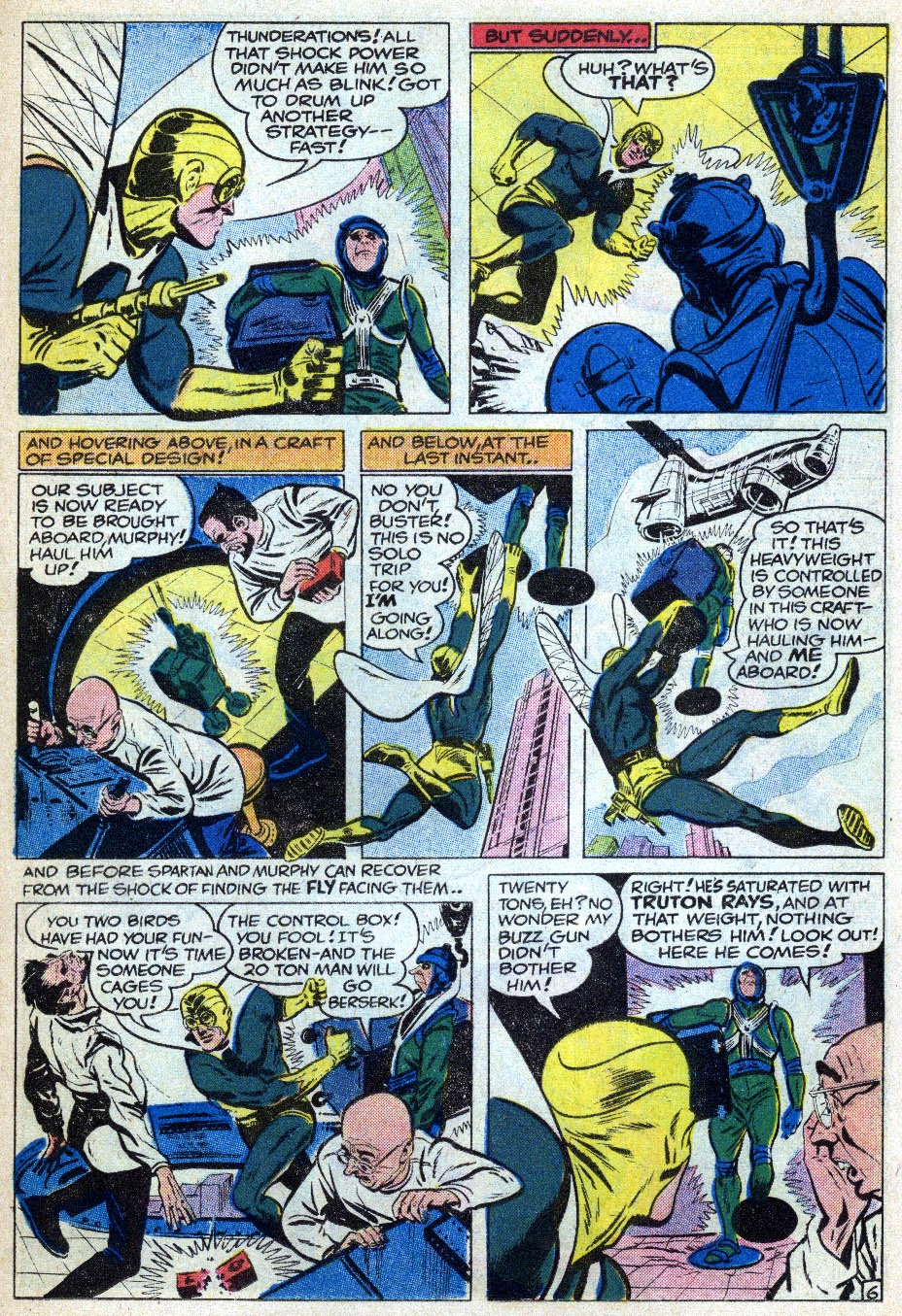 The Fly (1959) issue 3 - Page 23