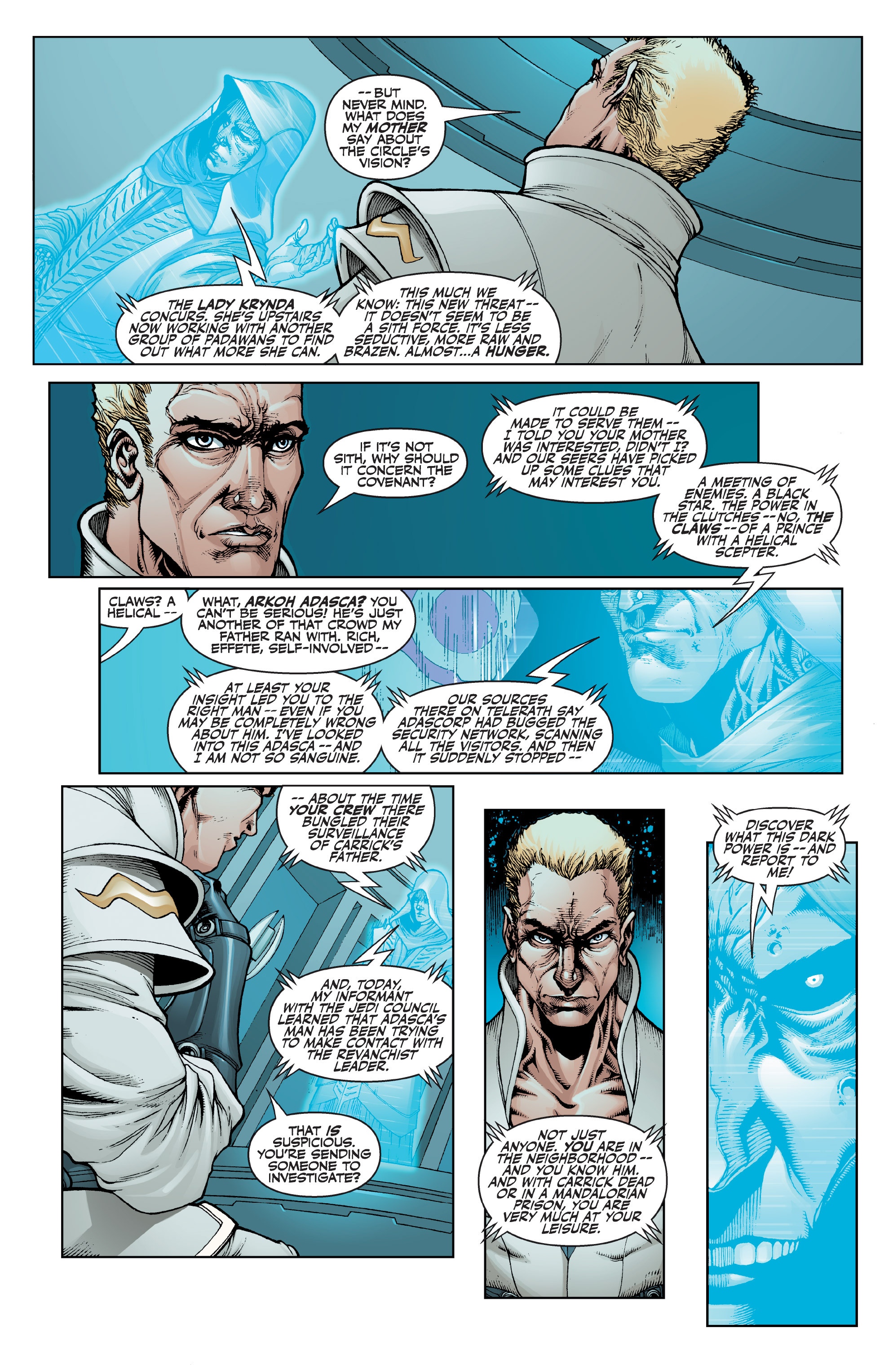 Read online Star Wars Omnibus comic -  Issue # Vol. 29 - 389