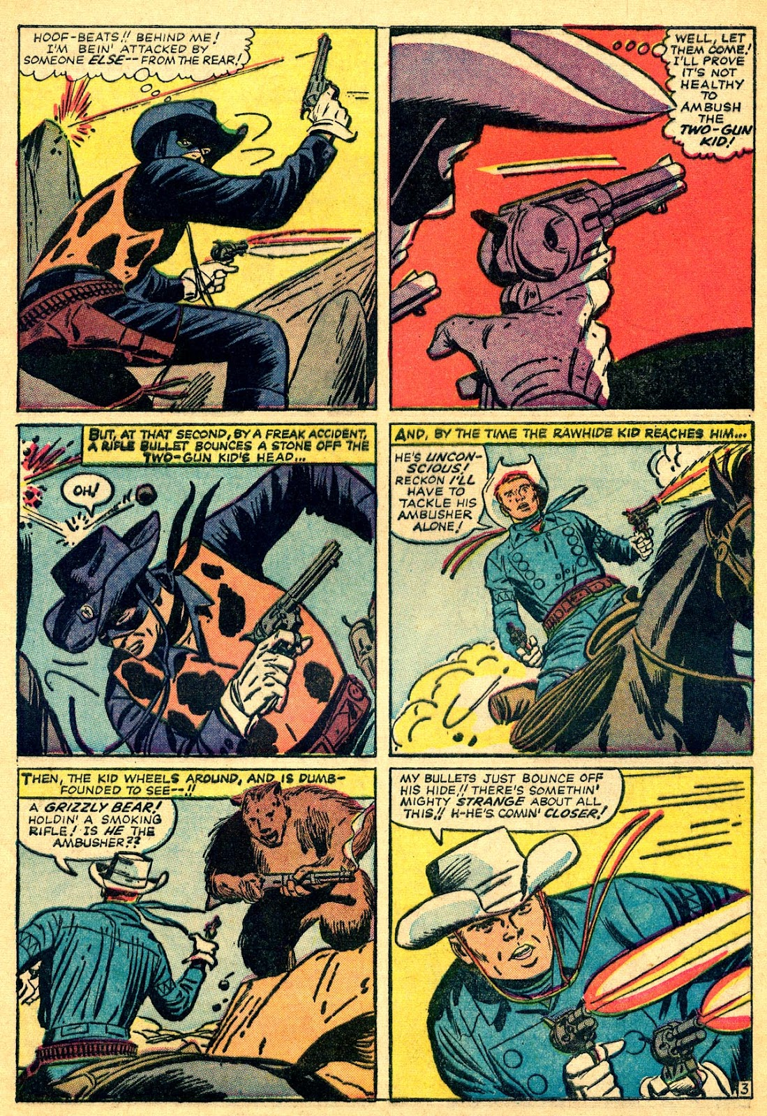 The Rawhide Kid (1955) issue 40 - Page 5