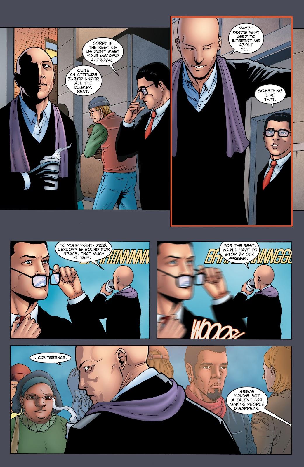 Read online Smallville Season 11 [II] comic -  Issue # TPB 1 - 25