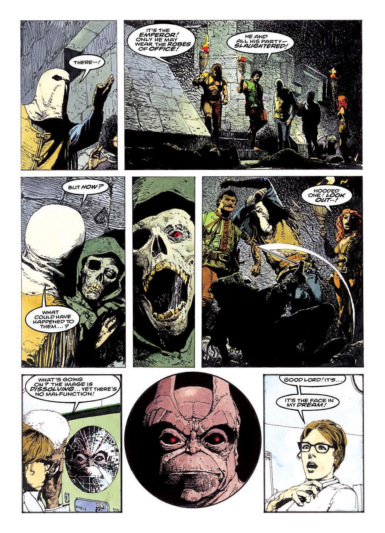 Read online Mazeworld comic -  Issue # TPB - 144