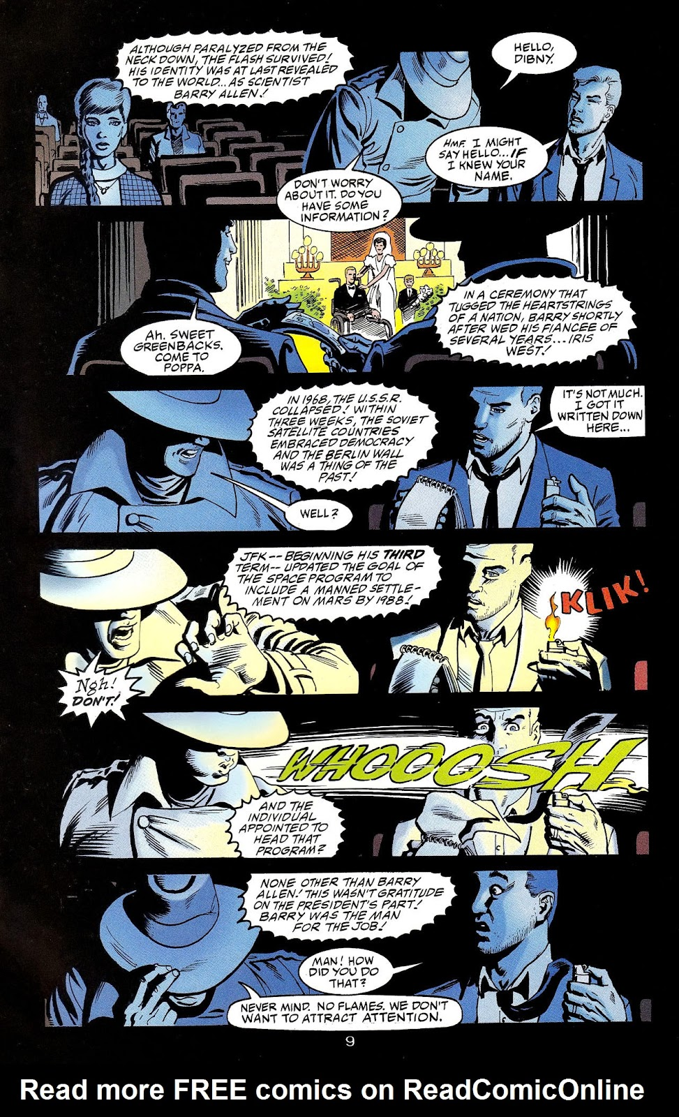 Read online Flashpoint (1999) comic -  Issue #1 - 13