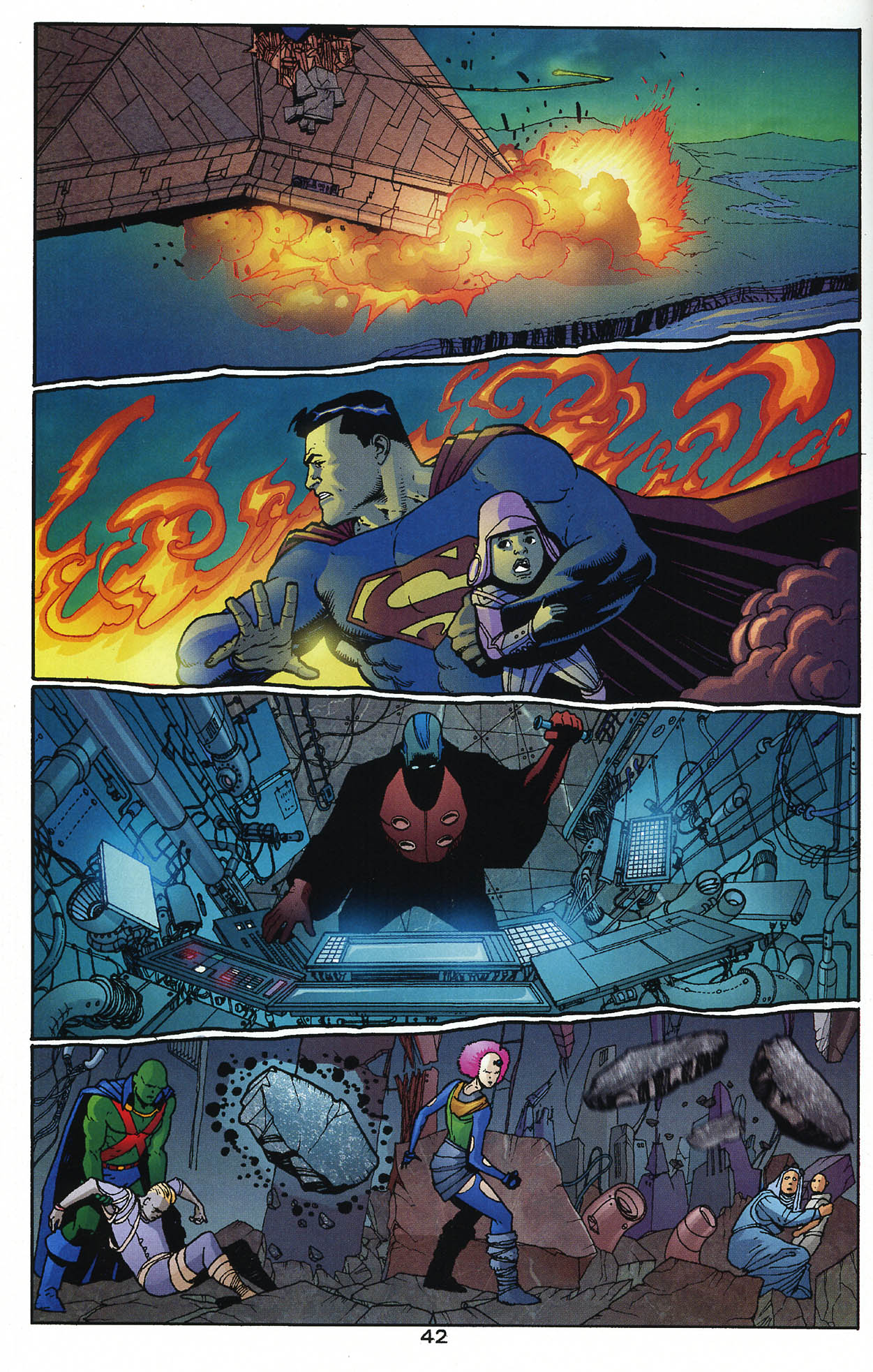 Read online JLA/Haven: Arrival comic -  Issue # Full - 41