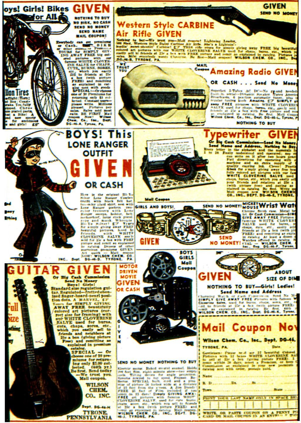 Read online Adventure Comics (1938) comic -  Issue #45 - 68