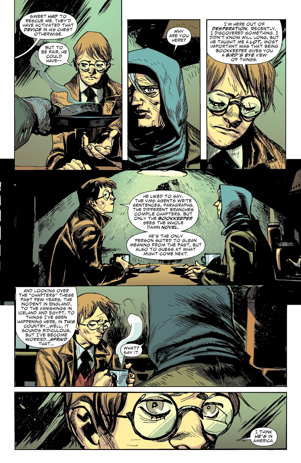 American Vampire issue 34 - Page 10